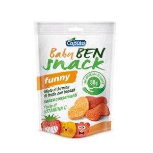 Baby Ben Snack Funny | Vincenzo Caputo srl