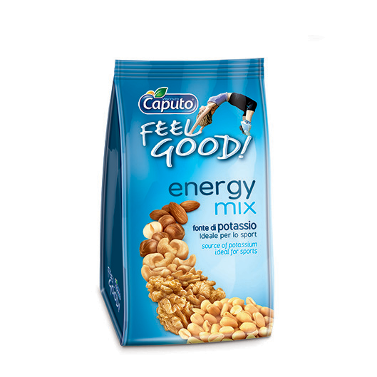 Energy Mix - Feel Good - Vincenzo Caputo SRL - Somma Vesuviana (Na)