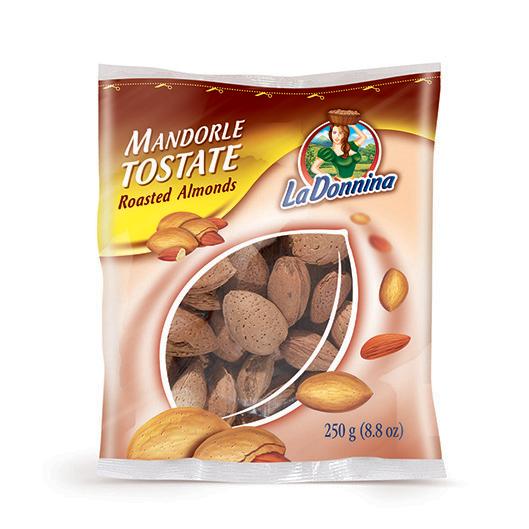 Mandorle Tostate – La Donnina – Vincenzo Caputo SRL