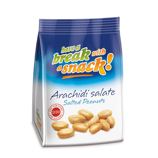 Arachidi – Have a Break with a Snack – Vincenzo Caputo srl