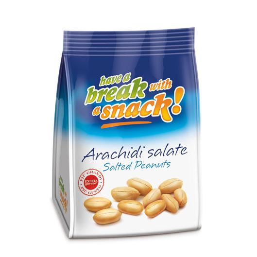 Arachidi - Have a Break with a Snack - Vincenzo Caputo srl