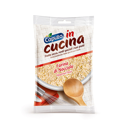 Hazelnut flour - Caputo in cucina -  Vincenzo Caputo srl