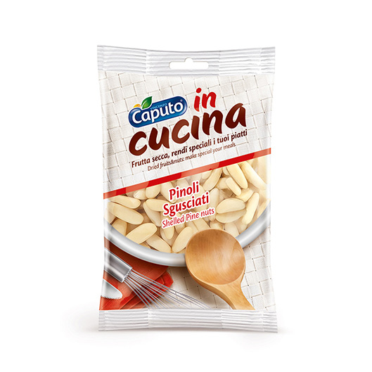 Shelled pine nuts - Caputo in cucina |  Vincenzo Caputo srl