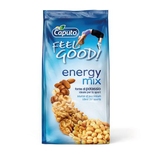 Energy Mix - Feel Good - Vincenzo Caputo SRL - Somma Vesuviana (Na)