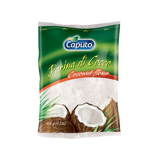 Coconut flour 250g: Nuts on the move - Vincenzo Caputo Srl