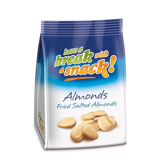 Almonds Have a Break - Vincenzo Caputo srl - Somma Vesuviana (Na)