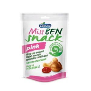 Miss Ben Snack pink | Vincenzo Caputo srl