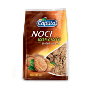 Noci Sgusciate 100gr: Frutta secca in movimento - Vincenzo Caputo SRL