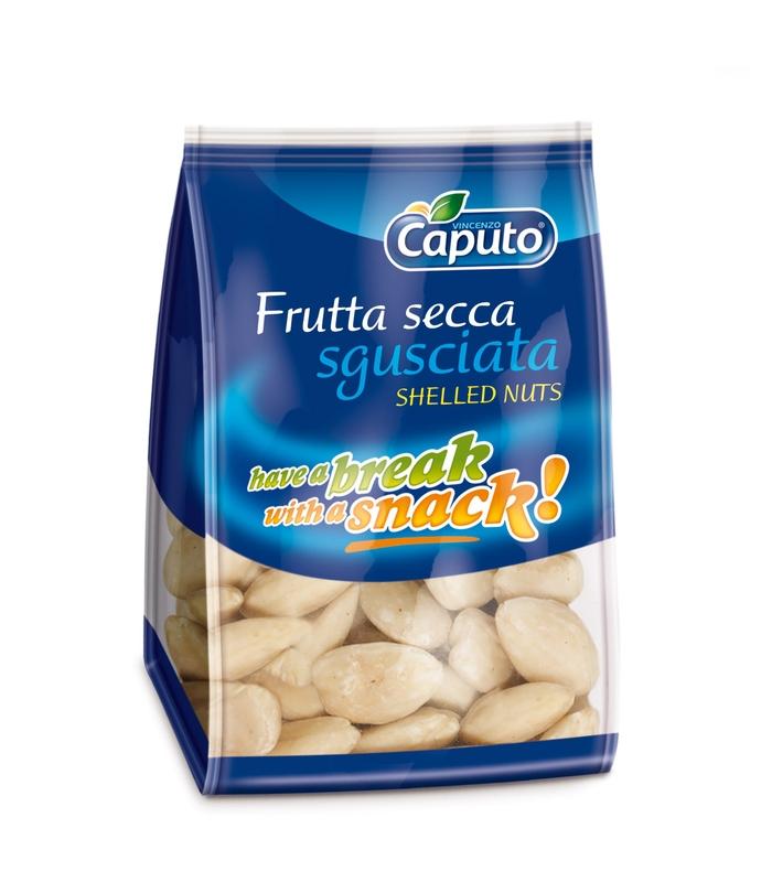 Mandorle sgusciate e pelate - Vincenzo Caputo SRL