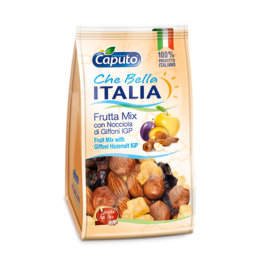 Fruit Mix with PGI hazelnuts | Vincenzo Caputo srl