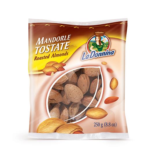 Mandorle Tostate La Donnina 250 gr