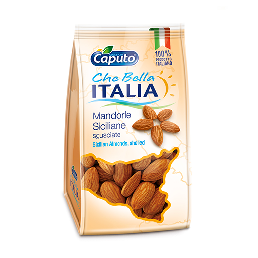 Shelled Almonds - Che Bella Italia | Vincenzo Caputo srl