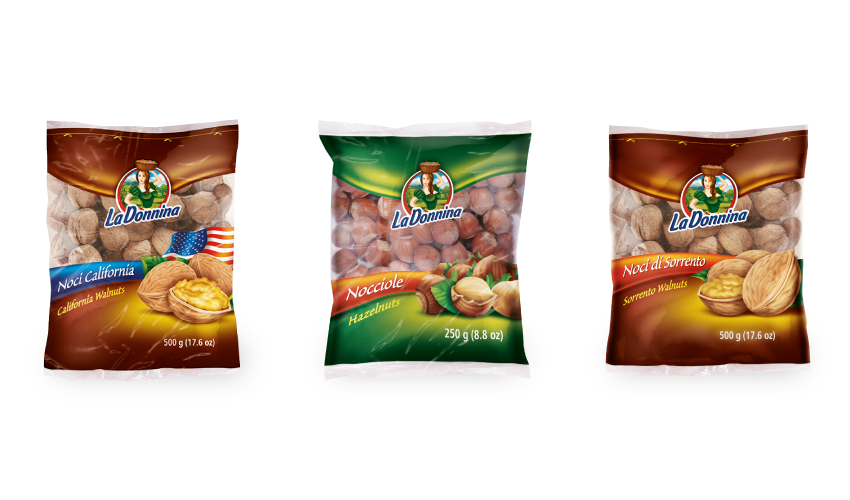 In Guscio: nuts on the move