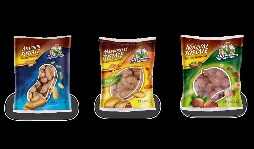 Roasted: Nuts on the Move - Vincenzo Caputo SRL