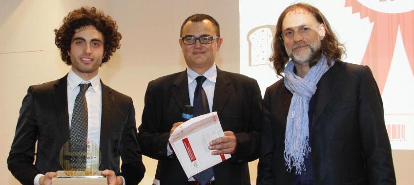 Tuttofood 2013 Milano - Premio per Vincenzo Caputo Srl