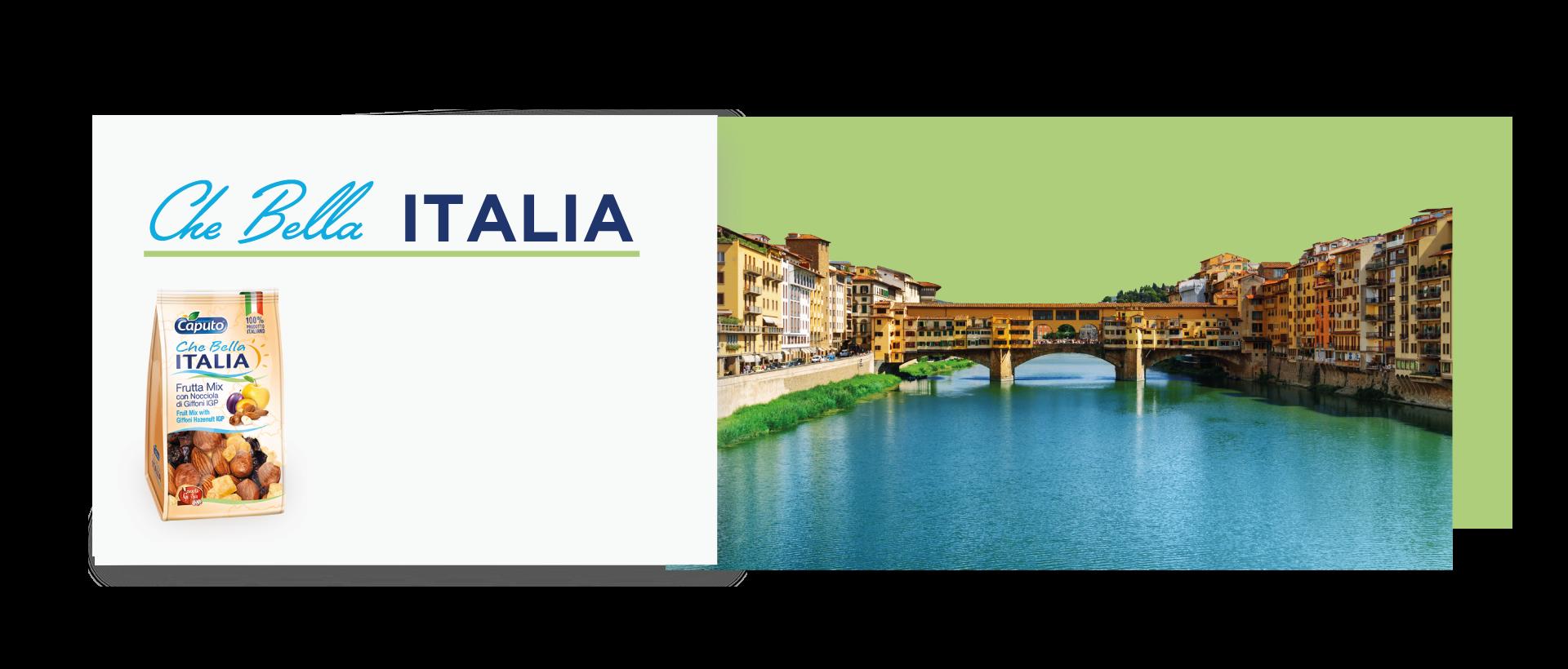 Che Bella Italia fruttamix | Vincenzo Caputo srl