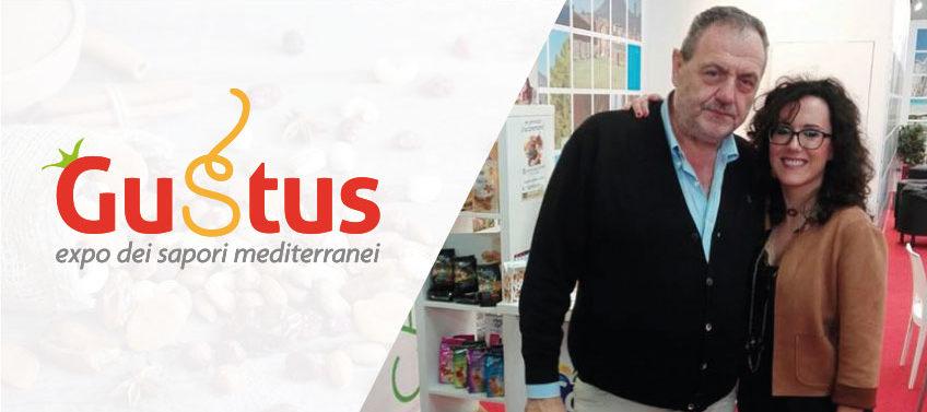 Gustus expo Napoli 2016: Vincenzo Caputo e i principi nutrizionali della frutta secca