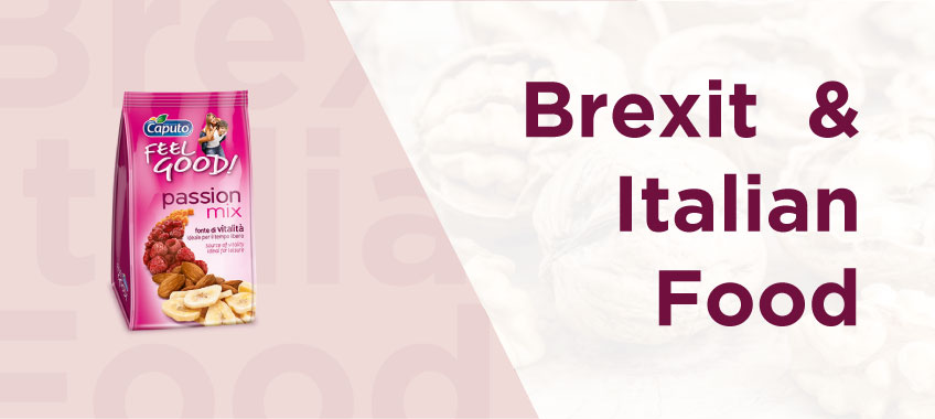 Brexit and Italian Food - Bakery and Snacks - Vincenzo Caputo SRL