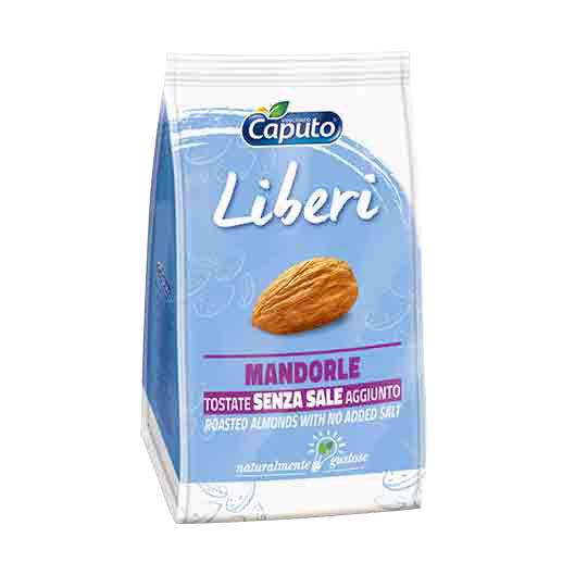 Mandorle Liberi, tostati senza sale aggiunto di Vincenzo Caputo S.r.l.