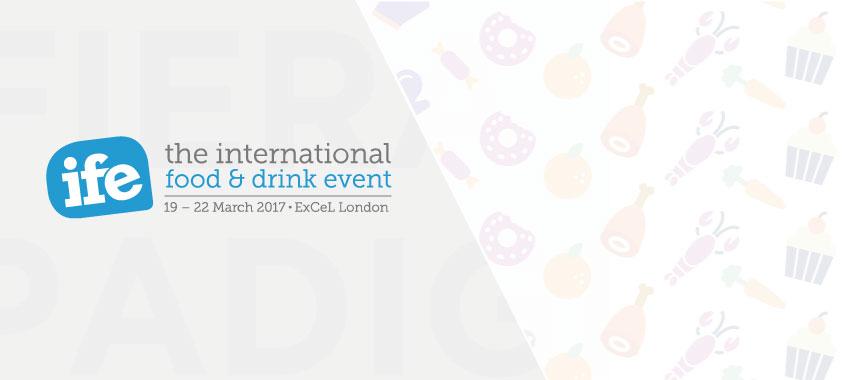 "IFE 2017 - Vincenzo Caputo partecipa al fiera di ""food & drink"" di Londra"