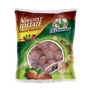Nocciole tostate 250gr: Frutta secca in movimento - Vincenzo Caputo SRL