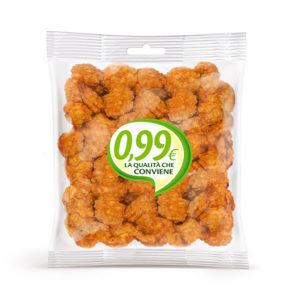 Rice Crackers - Linea 0,99 | Vincenzo Caputo SRL