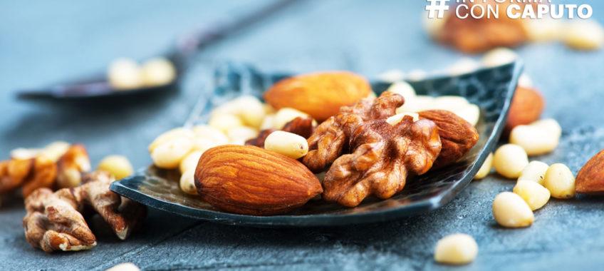 frutta secca e nutrienti