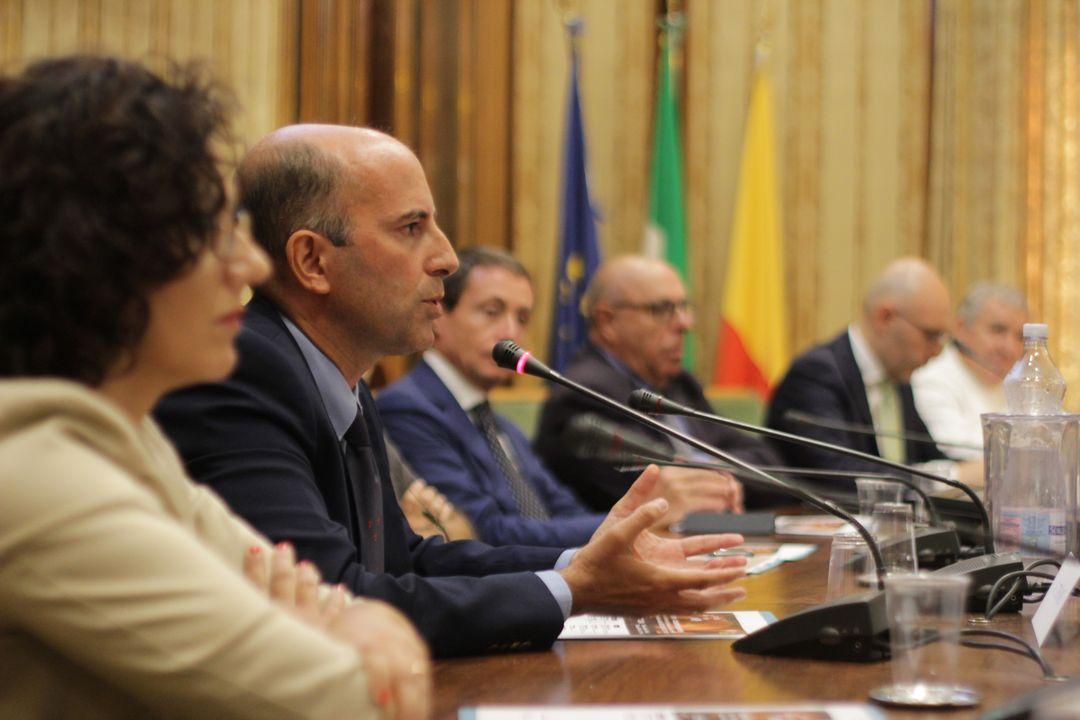 La Nocciola di Giffoni IGP all'Unione industriali di Napoli