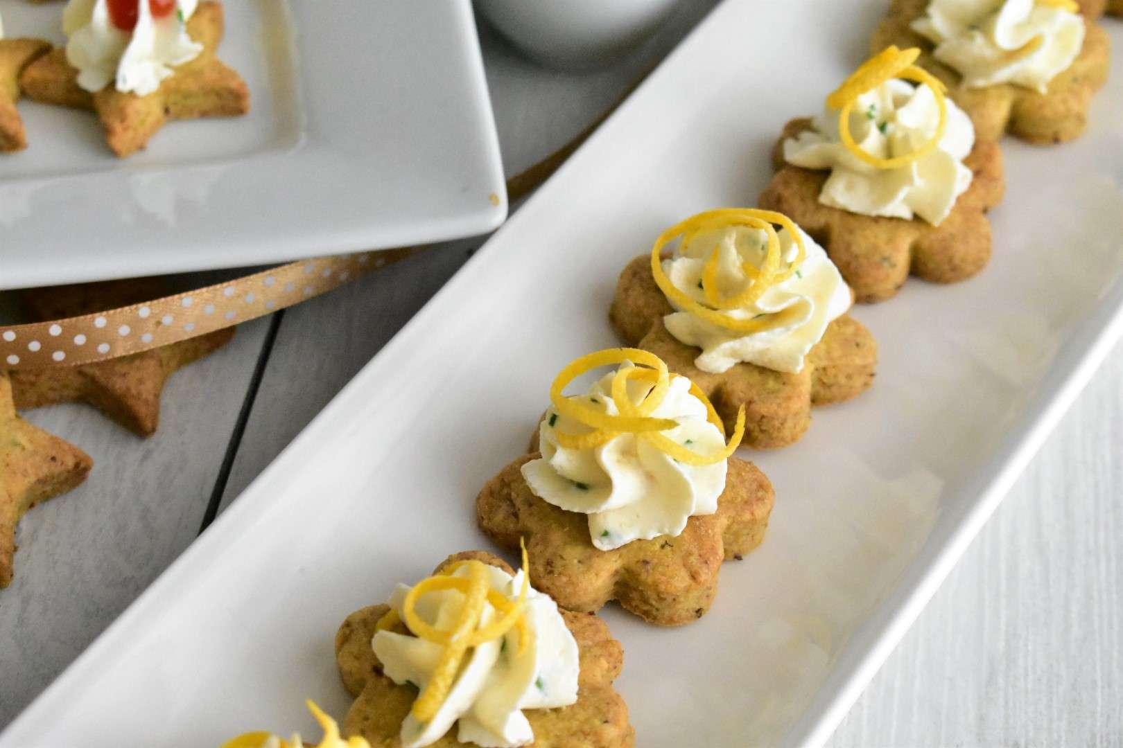Ricetta Biscotti al Pistacchio e crema di Rabioli | Vincenzo Caputo Srl