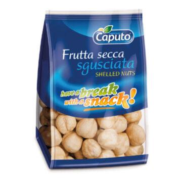 Nocciole sgusciate, tostate e pelate 100gr - Vincenzo Caputo SRL