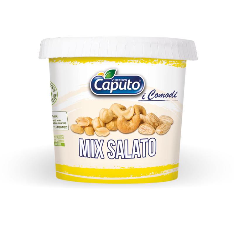 """Mix salato """"I Comodi""""   Vincenzo Caputo srl"""