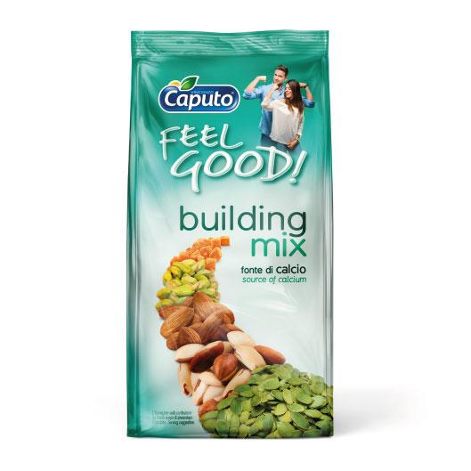 Building Mix - Feel Good - Vincenzo Caputo srl - Somma Vesuviana (Na)
