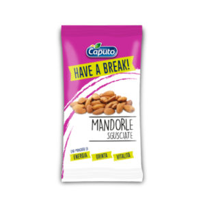 Shelled Almonds 30g