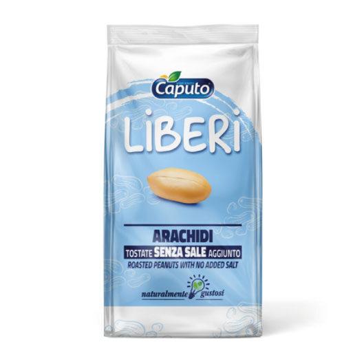 Arachidi Liberi tostati senza sale aggiunto - Vincenzo Caputo S.r.L.