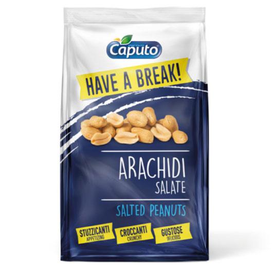 Arachidi Fritte E Salate 1000g | Caputo